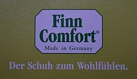 logo de Finn Comfort