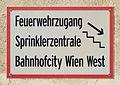 Fire access, Westbahnhof, Vienna.jpg