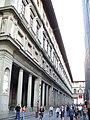 Firenze - Galleria degli Uffizi - panoramio.jpg