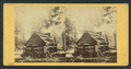 First Log Cabin, Yosemite Valley, from Robert N. Dennis collection of stereoscopic views.png