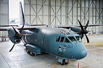 First RAAF C-27J Spartan Arrives at RAAF Base Richmond 5.jpg