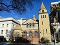 First Unitarian church, San Jose, California - DSC03846.JPG