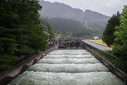 Fish ladder at Bonneville Dam, Multnomah County Fish Ladder, Bonneville Dam-2.jpg