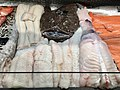 Fiskebryggen, Mathallen, Fishmarket, Bergen, Norway 2018-03-18. Lophius piscatorius (the angler, monkfish, breiflabb), etc. displayed for sale at Fjellskål sea food store A.jpg