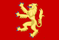 Flag of Richard I of England as Commander in Chief English Fleet (1189).png