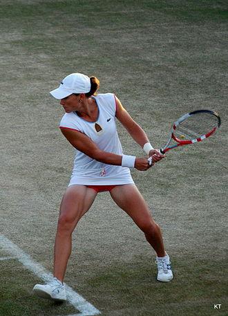 Samantha Stosur - Stosur at 2011 Wimbledon