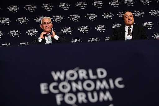 Flickr - World Economic Forum - Samuel DiPiazza, Huang Tianwen - Annual Meeting of the New Champions Tianjin 2008