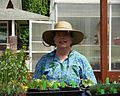 Flickr - brewbooks - Mary Ellen finding new plants - Sandy and Ted's Garden.jpg