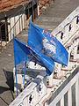 Florence - Santa Maria del Fiore, OPA Flags.jpg