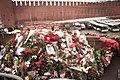 Flowers at murder scene. (16066585233).jpg