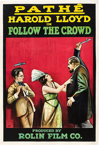 Follow the Crowd (film) - Poster for the film.