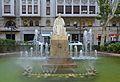 Font i monument a Salvador Giner, València.JPG