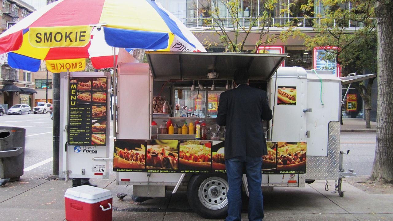Hot Dog Vendor Fights Halifax