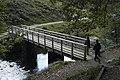 Footbridge below Grasmere outfall - geograph.org.uk - 988693.jpg
