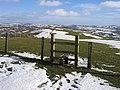Footpath from Garreg Lwyd - geograph.org.uk - 336521.jpg