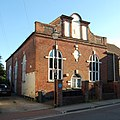 Former Independent Meeting House, 10 The Pallant, Havant (NHLE Code 1092127) (May 2019) (4).JPG