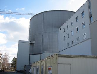Forschungsreaktor 2 (FR2) - Forschungsreaktor 2 at the Karlsruhe Institute of Technology