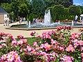 Forst-Rosengarten - Rosen und Wasserspiele (Roses and Fountain) - geo.hlipp.de - 38943.jpg