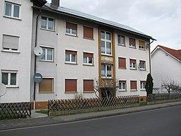 Forsthausstraße in Raunheim