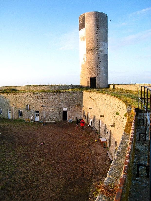 Monument historique à Fouesnant