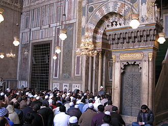 Al-Nawawi - Imam Nawawi's Forty Hadith taught in the Mosque-Madrassa of Sultan Hassan in Cairo, Egypt
