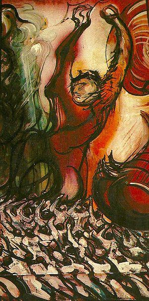 David Alfaro Siqueiros - La Marcha de la Humanidad