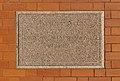 Foundation stone of Carnegie Library, Crosby.jpg