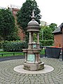 Fountain at The Lee - geograph.org.uk - 940750.jpg