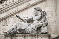 Fountain in Piazza del Campidoglio (Rome) - Nile.jpg