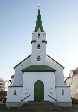 Fríkirkjan í Reykjavík - Fríkirkjan í Reykjavík (Free Church Reykjavik)