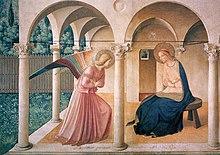 Beato Angelico, L'Annunciazione