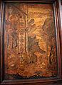 Fra Damiano da Bergamo e aiuti, storie del vecchio testamento, 1541-49, 02 cacciata dal paradiso terrestre 1.JPG