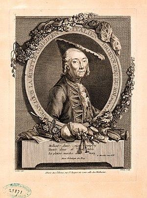 François-Rolland Elluin - Image: François Rolland Elluin Jean Louis La Ruette