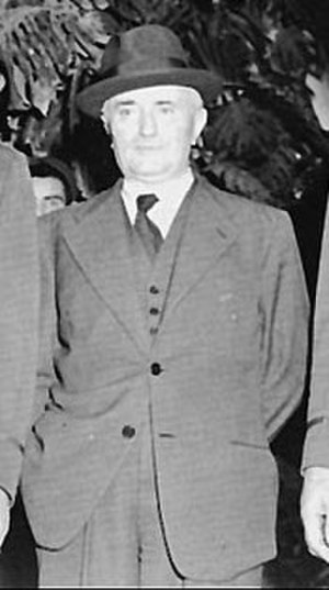 François Darlan - Darlan in Algiers, 13th November 1942.