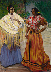 Francisco Iturrino Two Gypsies.jpg