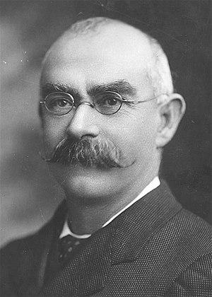 Frank Gavan Duffy - Portrait of Gavan Duffy in the early 20th century.