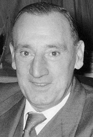 Fred Hackett - Image: Fred Hackett, 1958