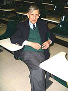 Freeman Dyson -  Bild
