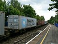 Freight Train - Bramley Station - geograph.org.uk - 863337.jpg