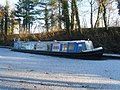 Frozen Waterbus - geograph.org.uk - 1654268.jpg