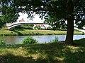 Fußgängerbrücke in Dörverden (Betonbrücke) - panoramio.jpg