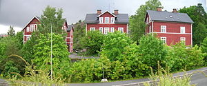 Nacka Municipality - Image: Gäddviken Nacka Sweden 2005 06 10