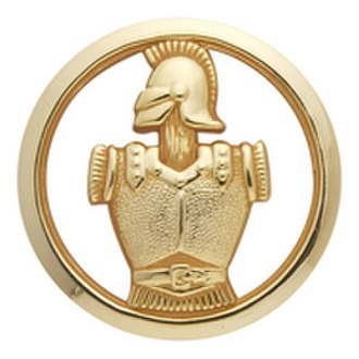 Engineering Arm - The beret badge of the French Engineering Arm