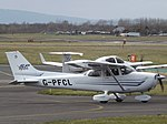 G-PFCL Cessna Skyhawk 172 Private (40408783934).jpg