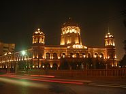 GPO Mall Road Lahore