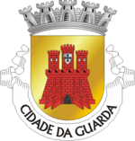 Coat of arms of the district of Guarda district