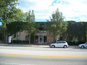 The Independent Florida Alligator - Offices on University Avenue, 2008