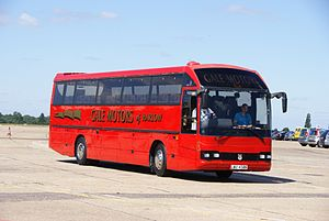 Gale Motors coach (LBZ 4329), 2010 North Weald bus rally.jpg