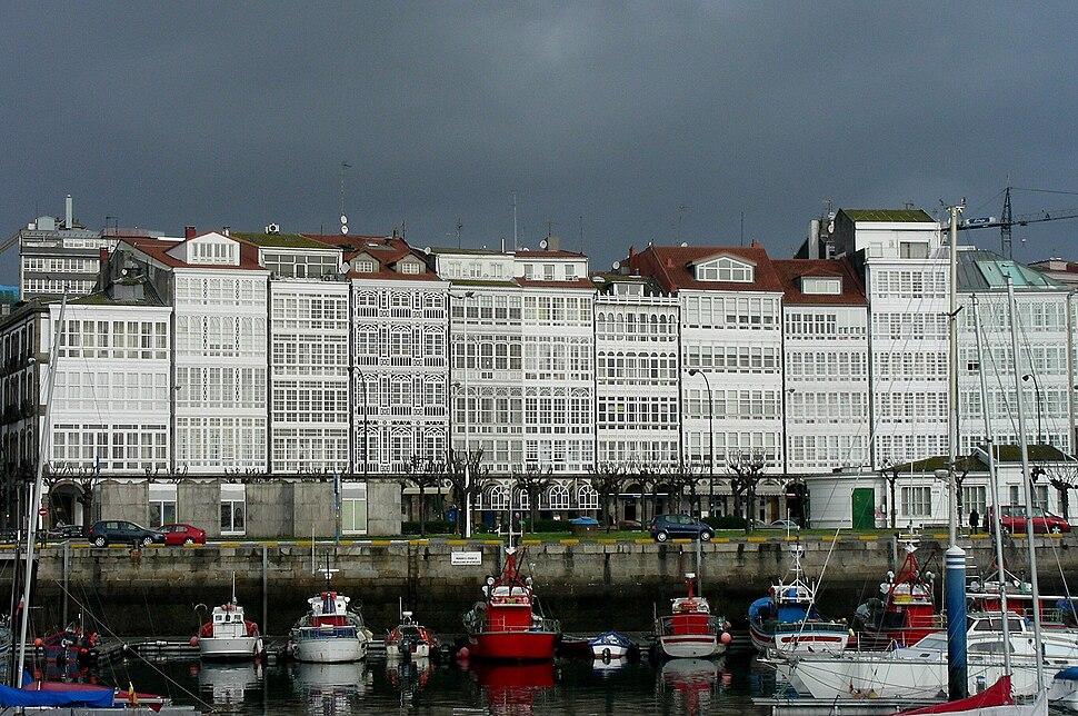 Galerias coruñesas. A Coruña