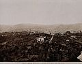 Galileo Galilei; panorama of the city of Florence seen from Wellcome V0018706.jpg